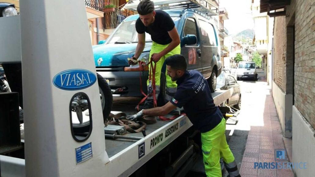 Parisi Service Srl - Soccorso stradale